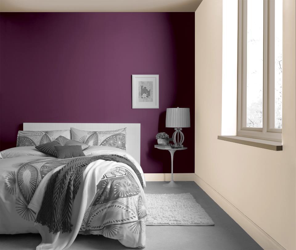 Verfkleuren combineren in de slaapkamer   Painttrade