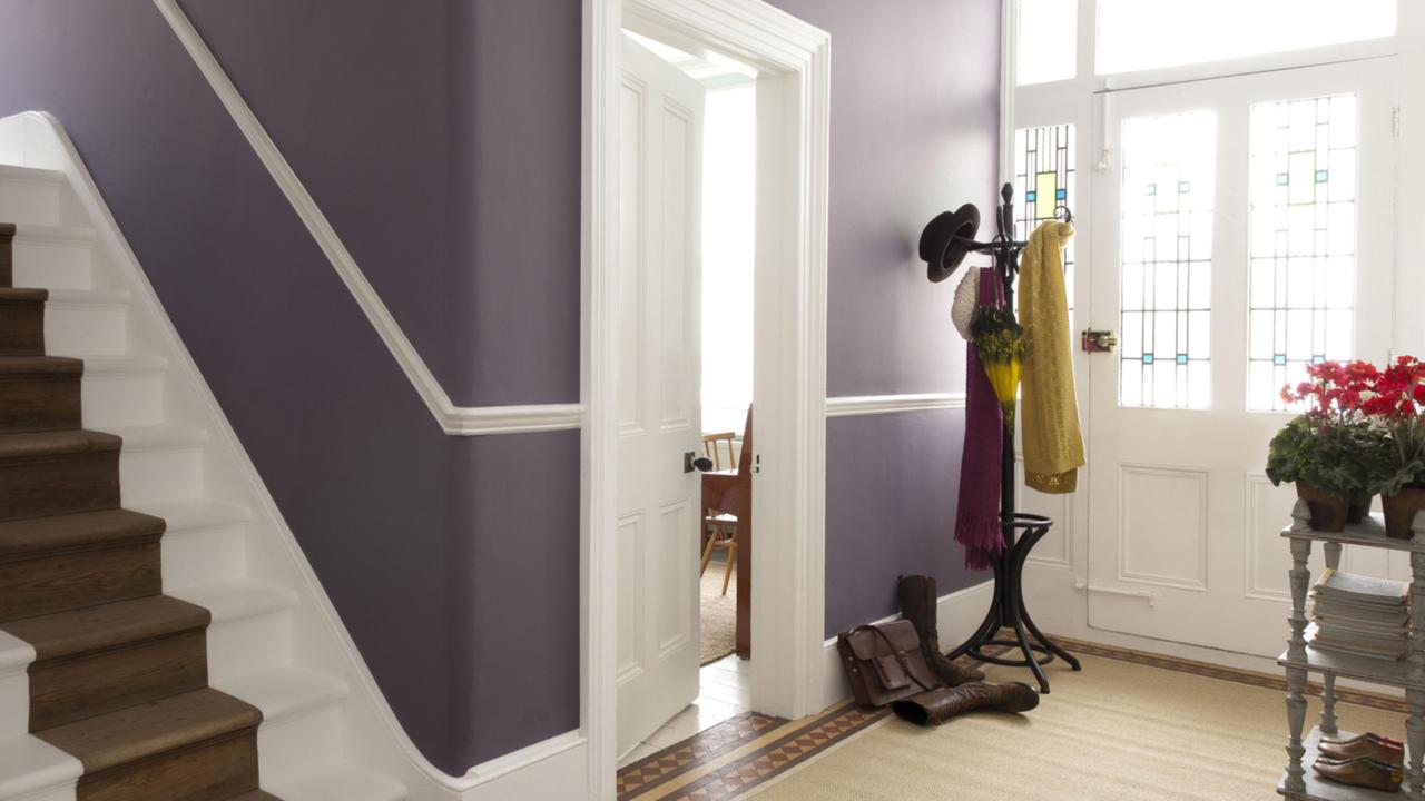 Couleurs pour hall d 39 entr e et couloir painttrade for Couleur couloir
