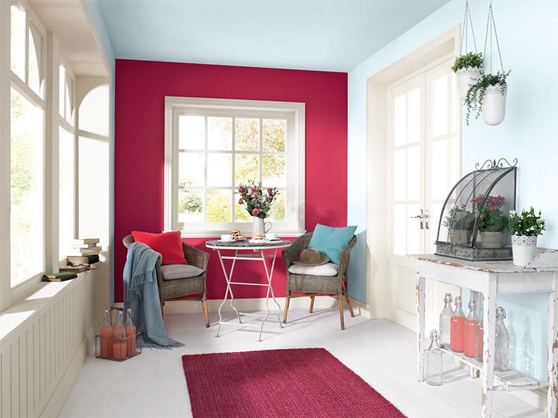 couleurs pour hall d 39 entr e et couloir painttrade. Black Bedroom Furniture Sets. Home Design Ideas