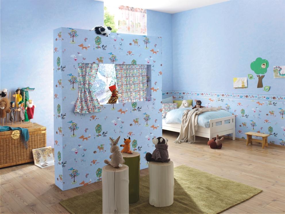 Babykamer Donkere Muur : speel met kleur in de babykamer - Painttrade