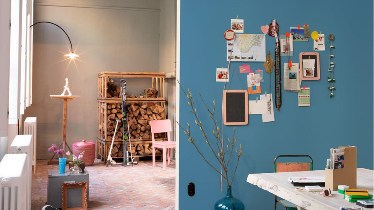 trendy kleurideeën voor uw bureau - Painttrade