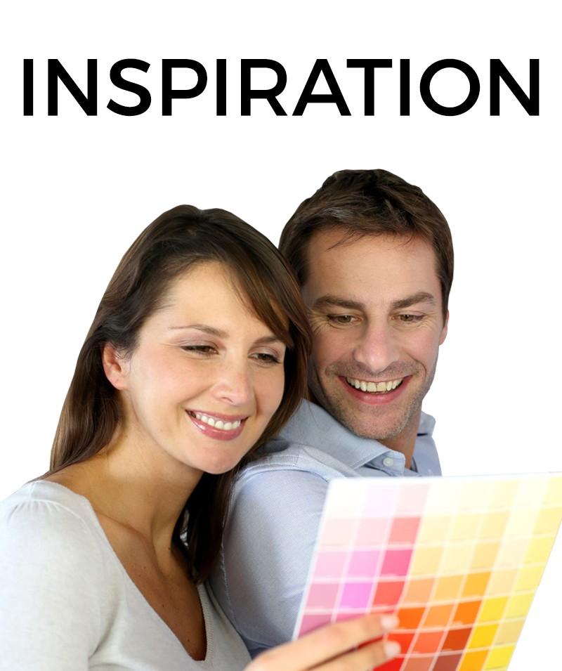 Trouvez l'inspiration