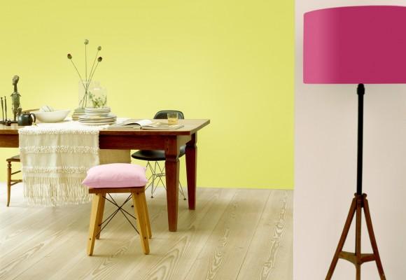 Mettez de la joie et de la couleur dans votre maison