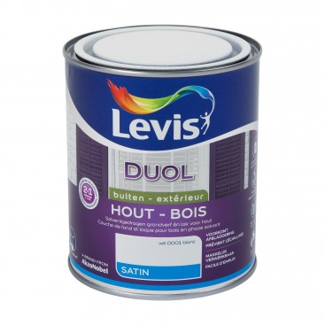Levis Duol Hout Satin