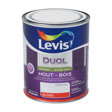 Levis Duol hout gloss