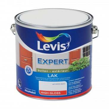Levis expert lak high gloss