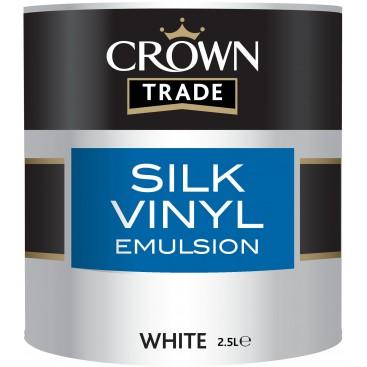 Crown Trade Silk Vinyl Emulsion verf