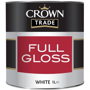 Crown Trade Full Gloss verf