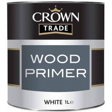 Primer Crown pour bois, contreplaqués et MDF