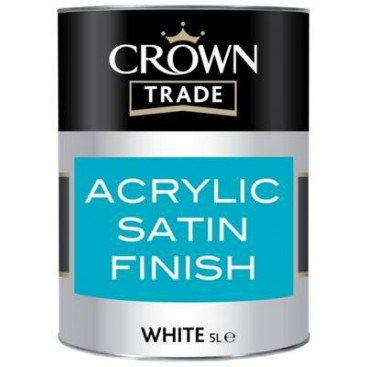 Crown Satijn acrylverf