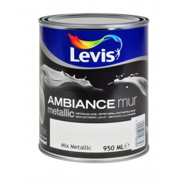 Levis Ambiance mur metallic