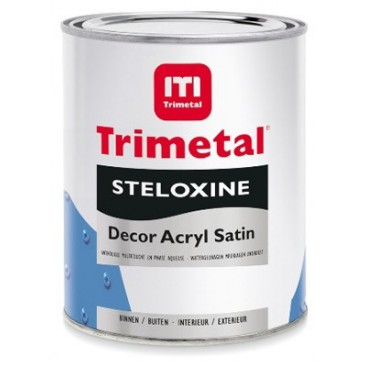 Steloxine Decor Acryl Trimetal