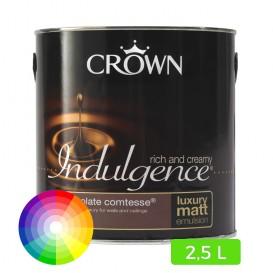 Peinture à base d'eau Indulgence 2.5 L