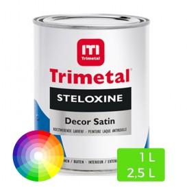 Peinture trimetal le choix du professionnel painttrade for Peinture pvc exterieur