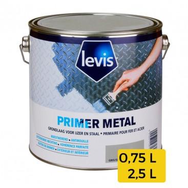 Levis primer metal