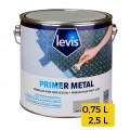 Primer metal Levis
