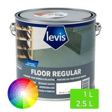 Levis floor regular verf