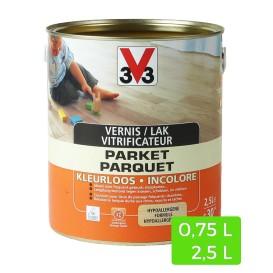Vitrificateur parquet incolore