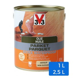Huile parquet extra waterproof V33
