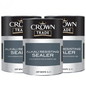 Primer Crown Alkali resisting sealer