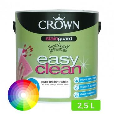 Easy Clean afwasbare muurverf Crown