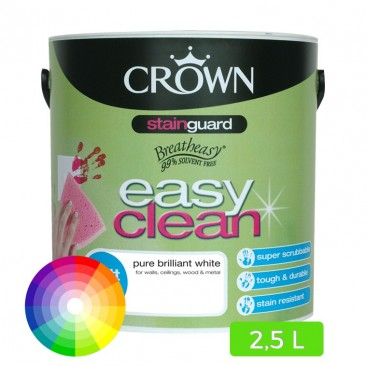 Peinture murale lavable Easy Clean Crown