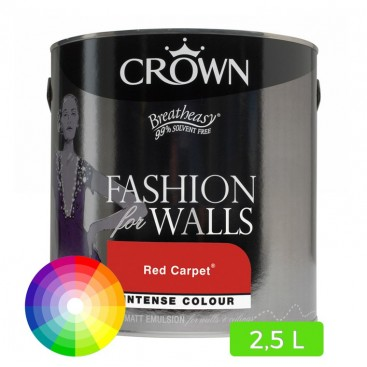 Peinture a base d'eau Fashion for Walls