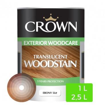 Translucente lazuur voor hout buiten