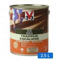 V33 Kleurloze trappenolie