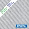 «Diagonale» glasvezel