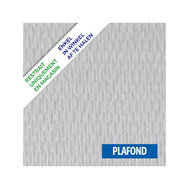 Fibre de verre toile plafond for Poser toile de verre plafond