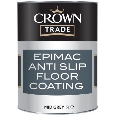 Peinture sol haute résistance Epimac 5L