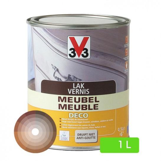 Vernis Meubles Déco 1l V33