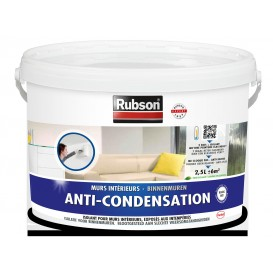 Rubson anti-condensatie coating