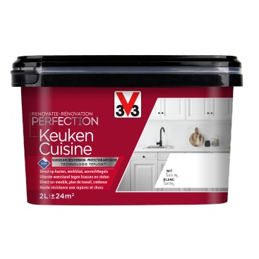 V33 Perfection Renovatieverf Keuken