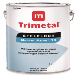 Stelfloor Decor Acryl 1K Trimetal