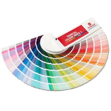 Kleurenwaaier Trimetal