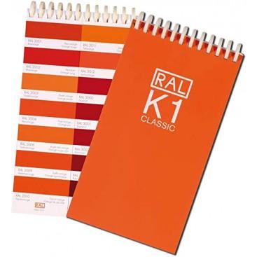 RAL K-5 kleurenwaaier
