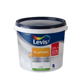 Levis plafondverf 10 + 2 L