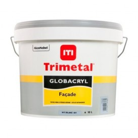 Globacryl façade satijn verf Trimetal 10L