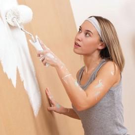 Murs dejà peints