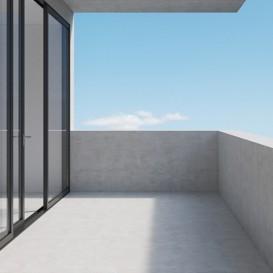 Ruw beton