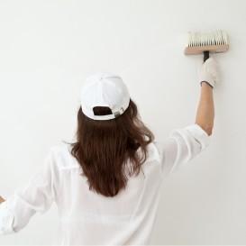 Bescherming voor de schilder