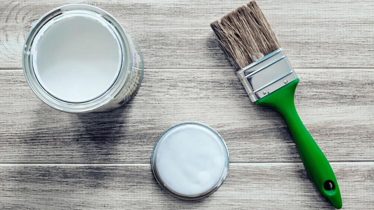 7 tips om snel een kamer te schilderen belgische decoratieblog - Hoe te krijgen roze in verf ...