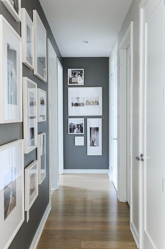 couleur gris pour les murs