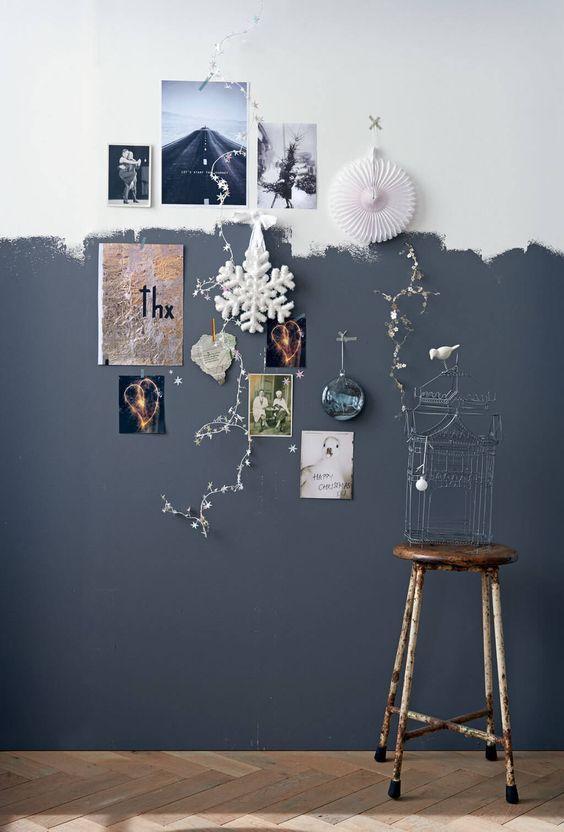combiner le gris dans les murs