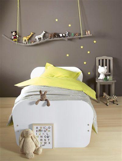 gris pour une chambre d'enfant