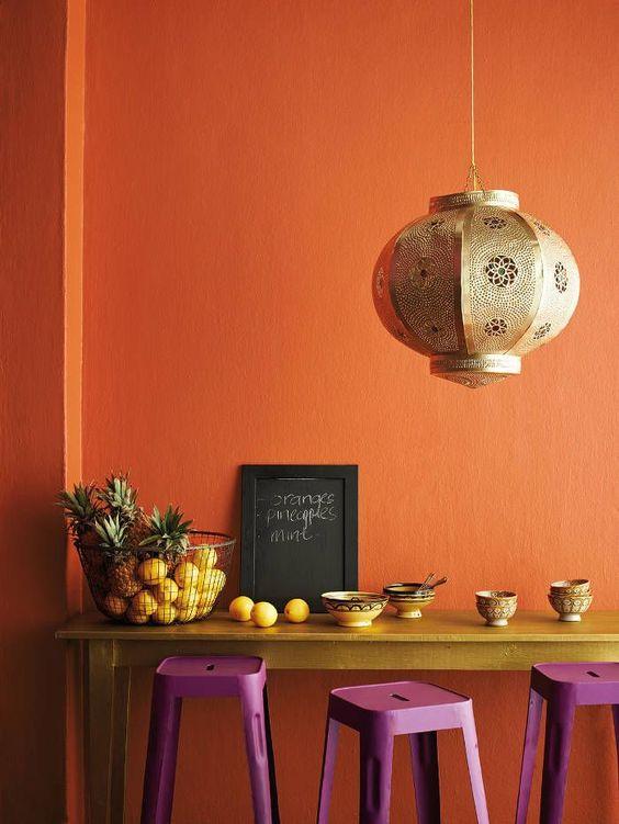 oranje-kleurencombinaties