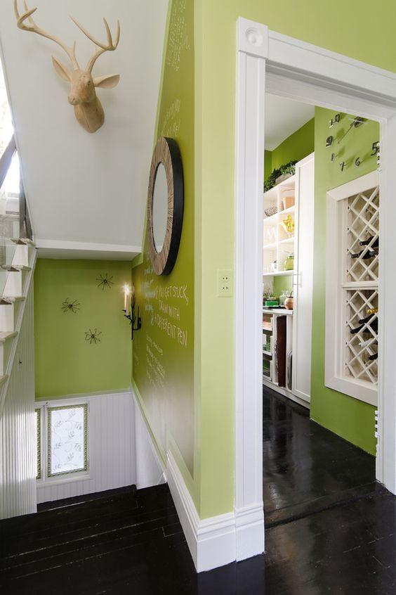 deco-interieure-vert
