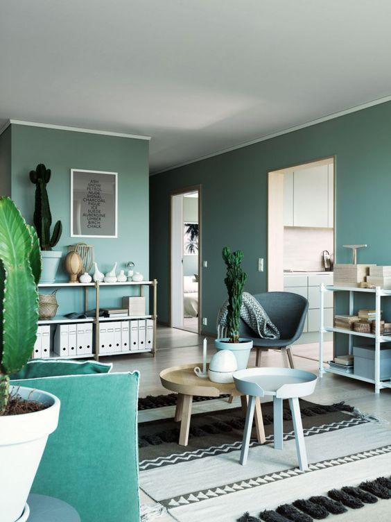 murs-verts-living
